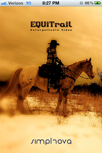 EQUiTrail App - Ultimate trail riding app for horseback riders